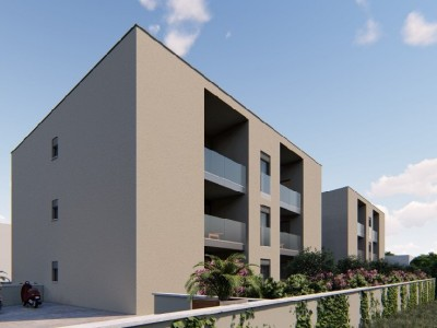 Apartment near Novigrad - at the stage of construction