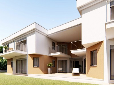 Apartment in Umag - at the stage of construction