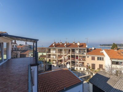 Penthouse in the center of Poreč