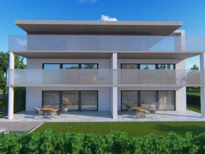 Apartment in Novigrad - at the stage of construction