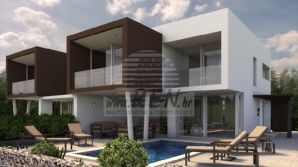 Ku a u okolici umaga 03185 ren nekretnine novigrad istra for Economici piani casa moderna